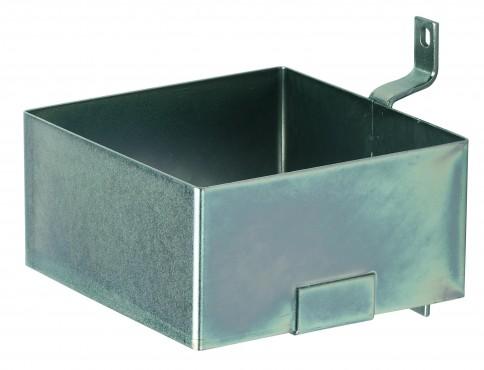 L - Flex firkantet holder for smørekande, flasker