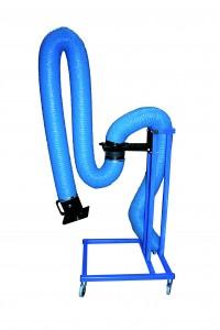 Mobil udsugningsarm ekskl. ventilator