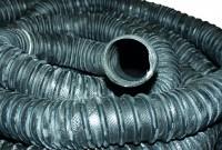 Slange til ventilation og udsugning - (Meget slidstærk)