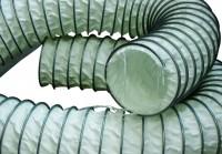 Slange til udsugning og ventilation (Forstærket)
