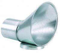 Svejsetragt med magnet (80, 125 mm)