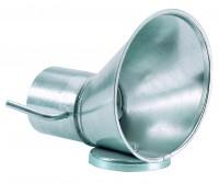 Svejsetragt med magnet og spjæld (80 mm)