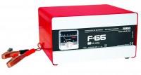 Fuldautomatisk batteri-lader