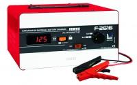 Auto/manuel batterilader