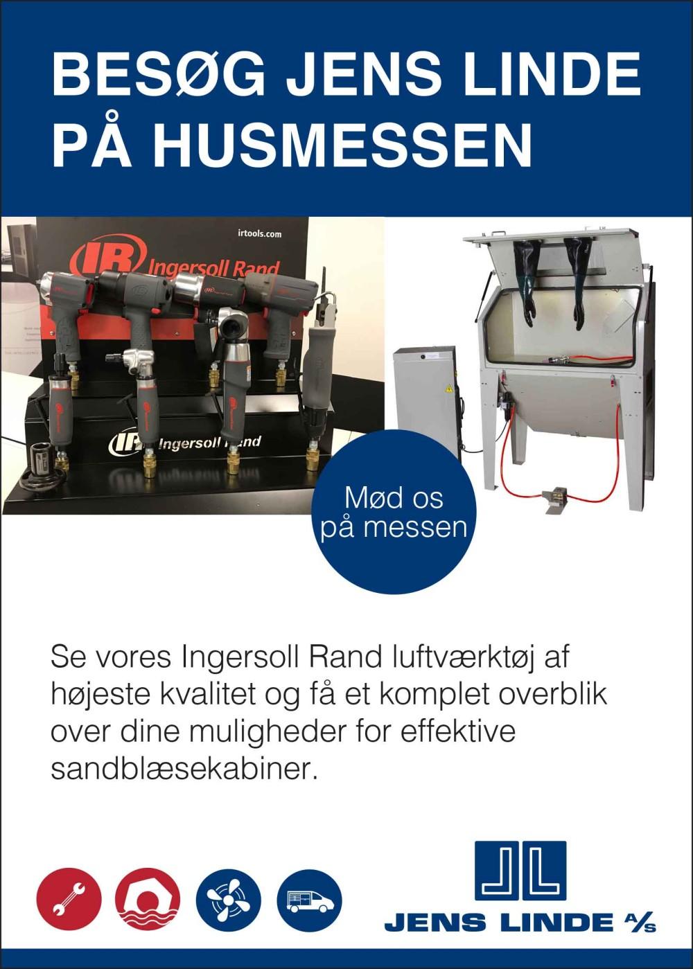Auto-G Husmesse - Mød Jens Linde