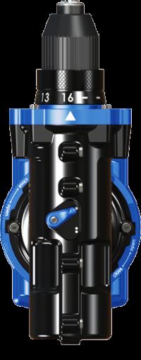 Nemo vandtæt akku-boremaskine 5m
