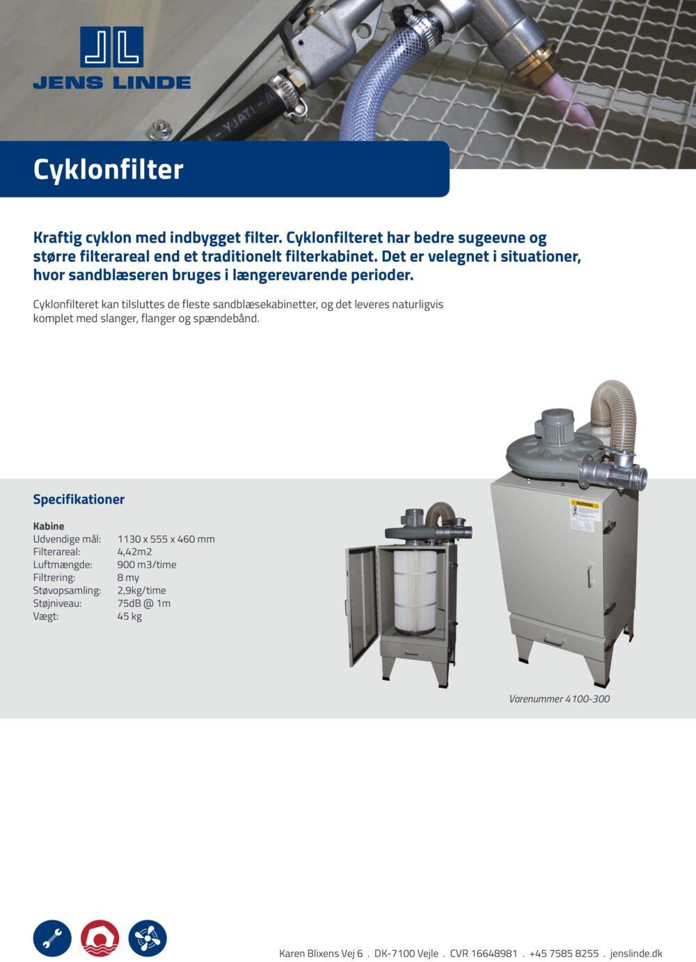 Cyklonfilter