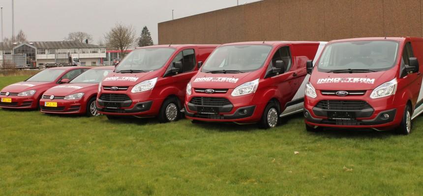 Leasing af varebiler med indretning