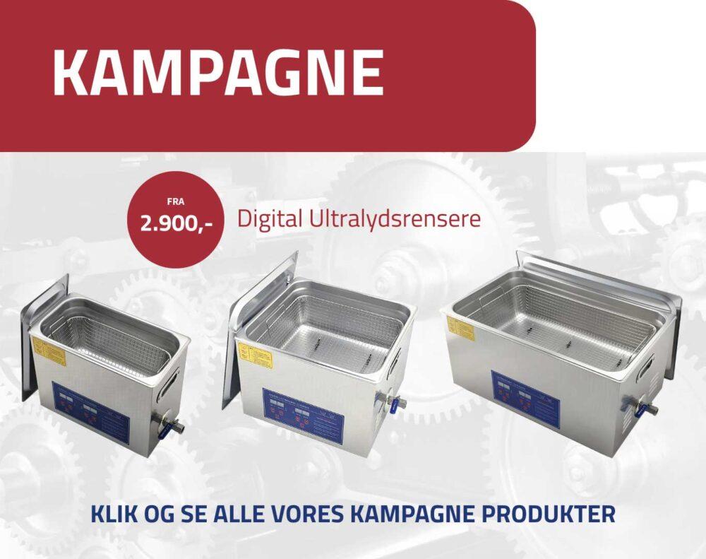 Jens Linde - Kampagne Rensemaskiner September 2019