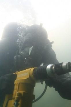 Spitznas undervands-værktøj