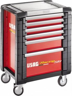 Usag_ værktøjsvogn 519 R6/3V