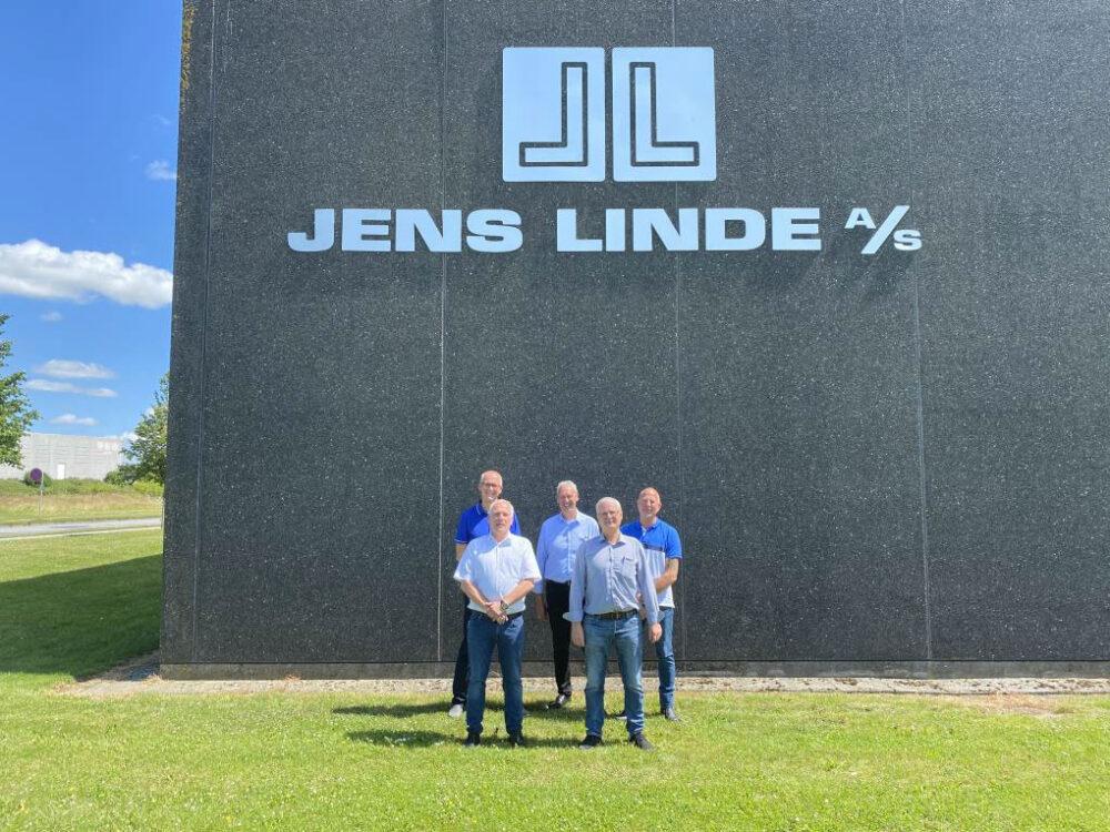 Wurth og Jens Linde styrker samarbejdet 2