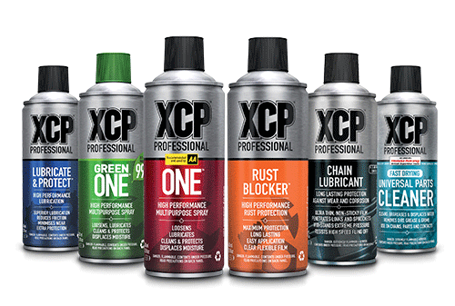 XCP Professionel Rustbeskyttelse