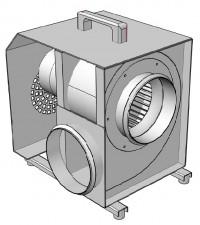 Transportable ventilator