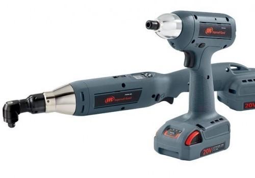 Ingersoll Rand QX serie - præsicionsværktøj